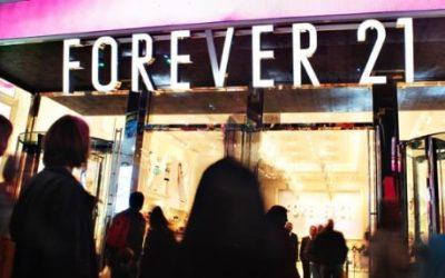 Ascensão e queda da Forever 21: por que a empresa pede falência