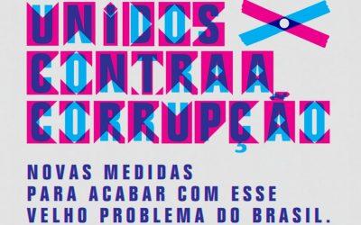 82% da população brasileira acredita que pode fazer a diferença na luta contra a corrupção