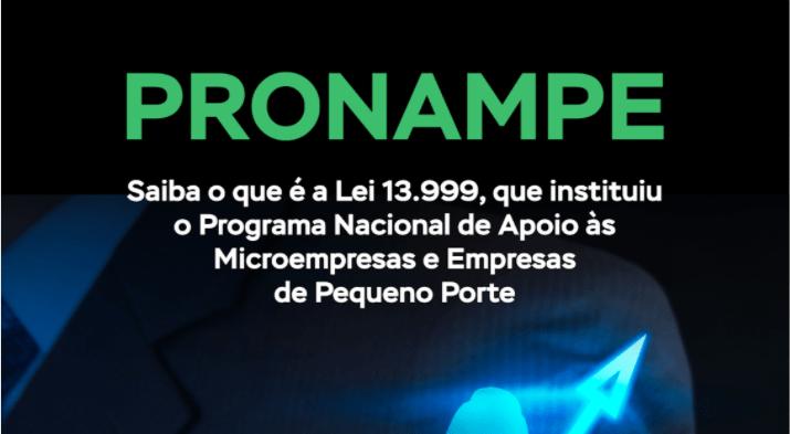 PRONAMPE – Saiba o que é a Lei 13.999, que instituiu o Programa Nacional de Apoio às Microempresas e Empresas de Pequeno Porte
